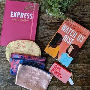 💫 🎁 Empowerment journal bag & book gift set